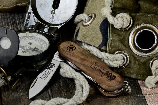 ll bean swiss army knife