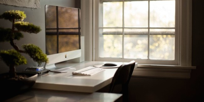 going freelance work from home office