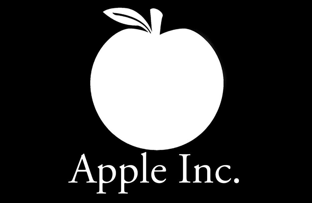 apple logo fiver